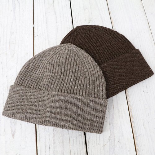 ANDERSEN-ANDERSEN『BEANIE CLASSIC 5GG-Natural Color-』