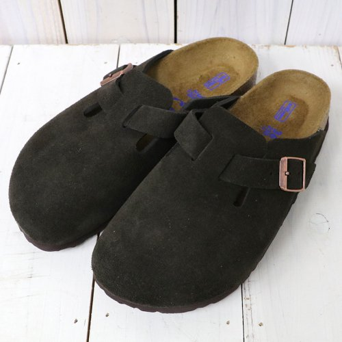 BIRKENSTOCK『BOSTON SFB』(Mocha)