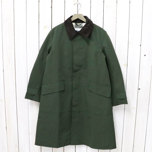 Barbour『SINGLE BREASTED COAT 2LAYER』(SAGE)