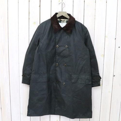 Barbour『HAYDON JACKET WAXED COTTON』(SAGE)