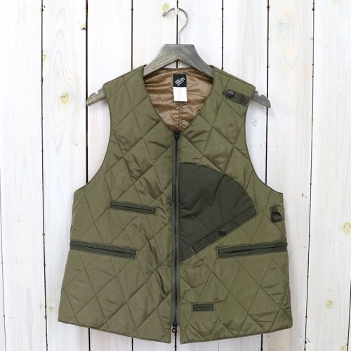 CORONA『SLEEVELESS FISHING JACKET』(OD)