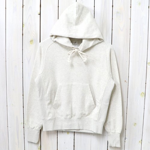 【SALE特価50%off】ANATOMICA『Sweat Shirts P/O Hood』(Oatmeal)
