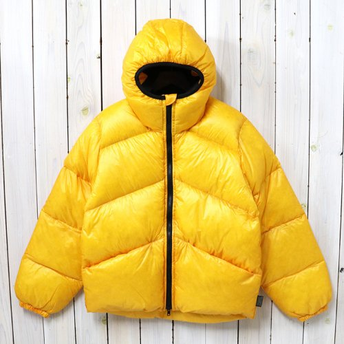 Rocky Mountain Featherbed『NS DOWN PARKA』(YELLOW)
