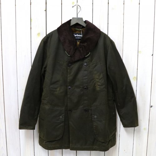 ENGINEERED GARMENTS×Barbour『Mackinaw Wax』(Olive)