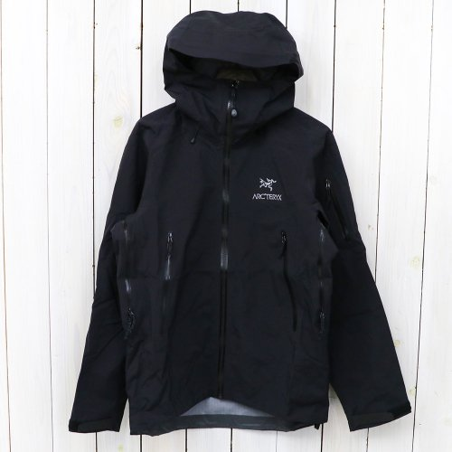ARC'TERYX『Beta SV Jacket』(Black)