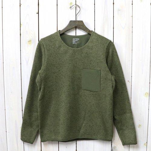 ARC'TERYX『Covert Sweater』(Arbour Heather)