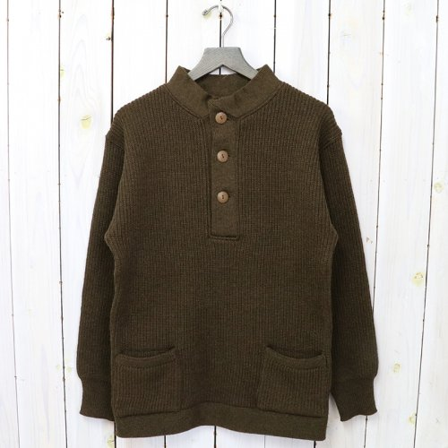 The REAL McCOY'S『SERVICE SWEATER』