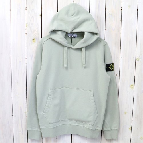 【SALE特価50%off】STONE ISLAND『SWEAT PARKA』(DUST GREY)