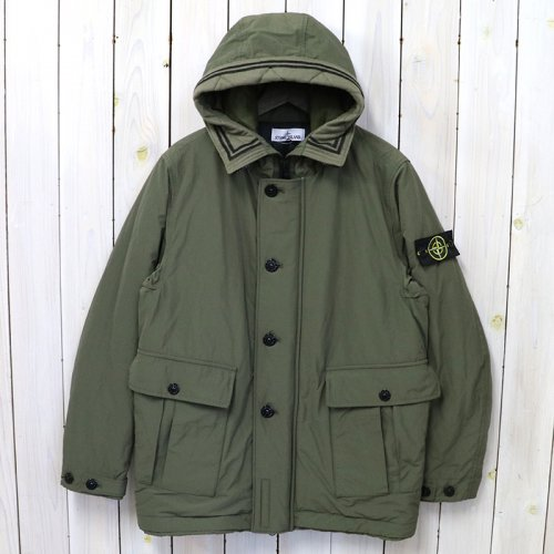 STONE ISLAND『MICRO REPS WITH PRIMALOFT INSULATION TECHNOLOGY』(OLIVE)