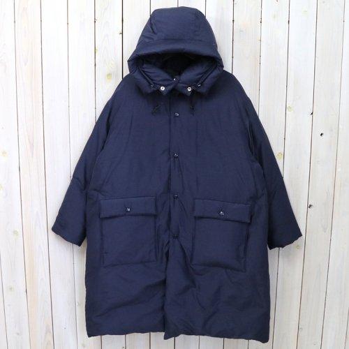 Kaptain Sunshine『Eskimo Down Coat』(Deepsea)