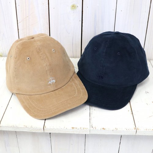 Brooks Brothers『14W CORDUROY BASEBALL CAP』