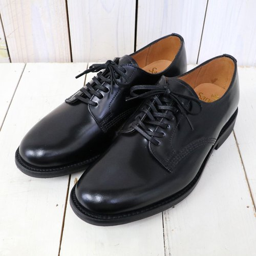 SANDERS『Officer Shoe』(Black)