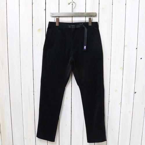 THE NORTH FACE PURPLE LABEL『Corduroy Field Pants』(Black)