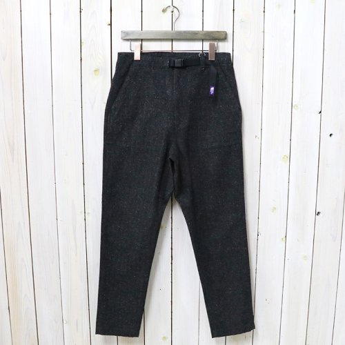 THE NORTH FACE PURPLE LABEL『Jazz Nep Field Pants』(Charcoal)