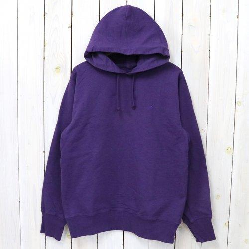 THE NORTH FACE PURPLE LABEL『10oz Mountain Sweat Parka』(Purple)