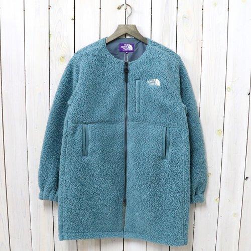 THE NORTH FACE PURPLE LABEL『Field Denali Coat』(Teal Green)