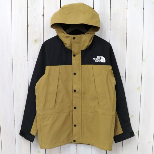 THE NORTH FACE『Mountain Light Jacket』(ブリティッシュカーキ)