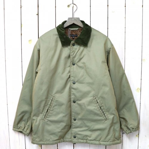 ENGINEERED GARMENTS『Ground Jacket-PC Iridescent Twill』(Olive)