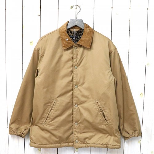ENGINEERED GARMENTS『Ground Jacket-PC Iridescent Twill』(Orange)