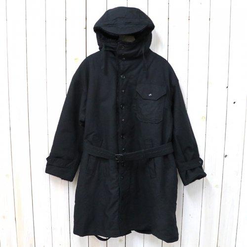 ENGINEERED GARMENTS『Coastline Parka-Double Cloth』(Black)