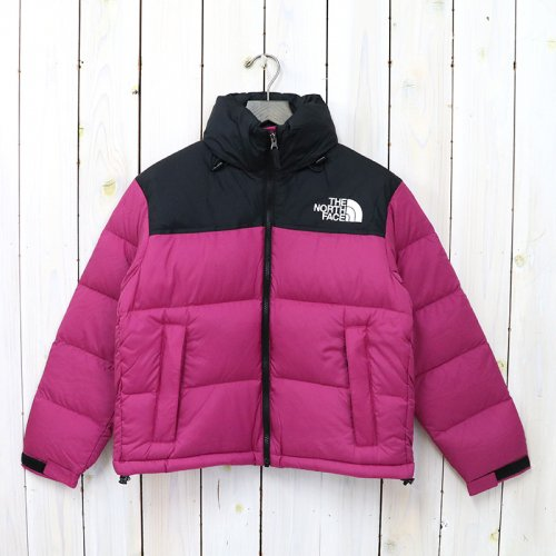 THE NORTH FACE『Short Nuptse Jacket』(ロックスベリーピンク)
