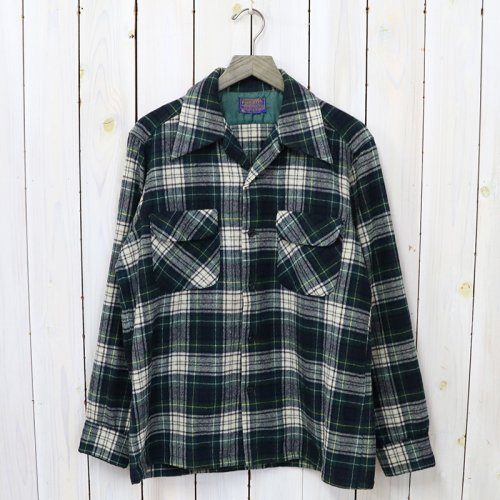 【SALE特価40%off】PENDLETON USED『BOARD SHIRT』(DRESS GORDON)