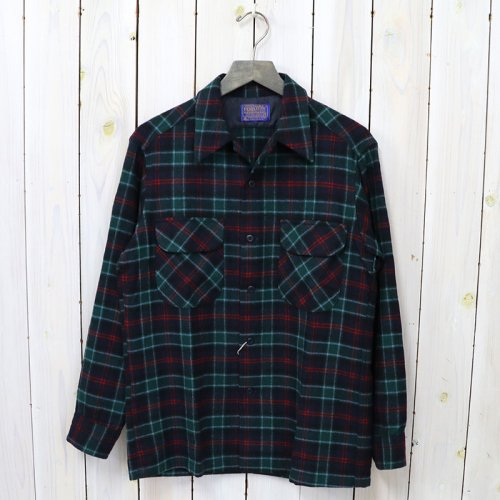 【SALE特価40%off】PENDLETON USED『BOARD SHIRT』(GREEN MULTI PLAID)