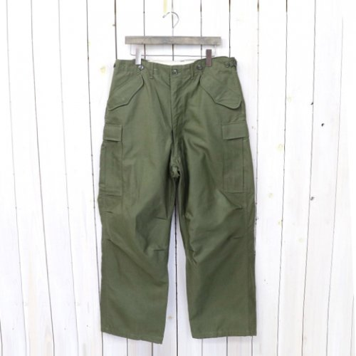 DEAD STOCK『M-51 FIELD PANTS』