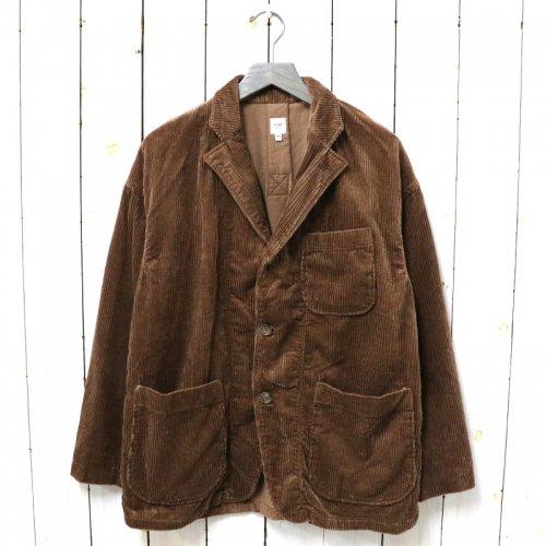 RANDT『Studio Jacket-6W Corduroy』(Brown)