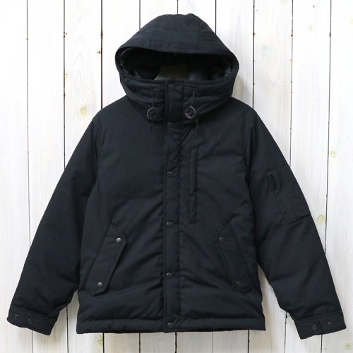 THE NORTH FACE PURPLE LABEL『65/35 Mountain Short Down Parka』(Black)