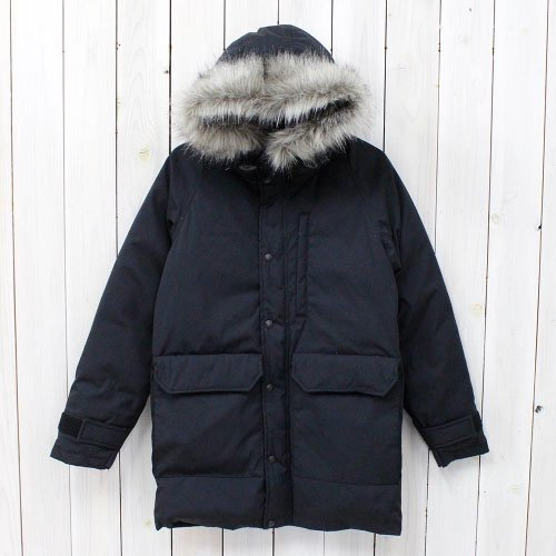 THE NORTH FACE PURPLE LABEL『65/35 Long Serow』(Black)