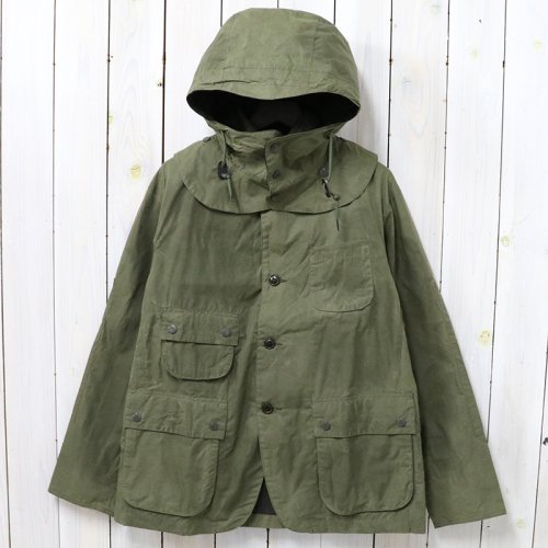 ENGINEERED GARMENTS×Barbour『Upland Wax』(Olive)