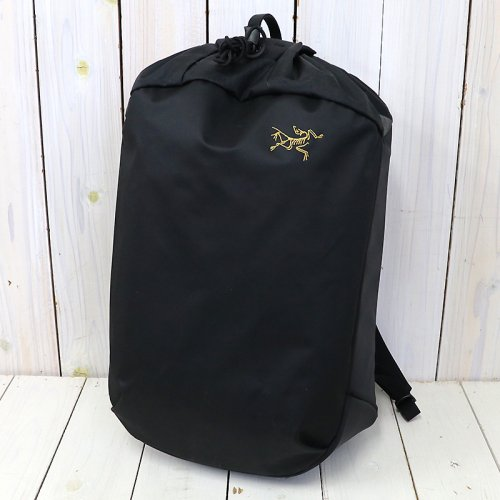 ARC'TERYX『Arro 20 Bucket Bag』(Black)