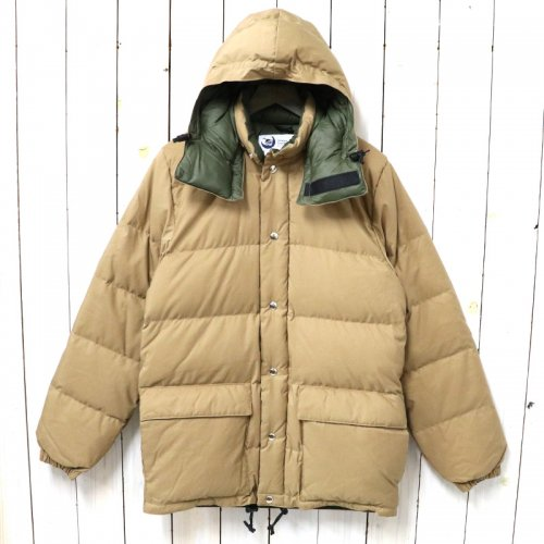 Crescent Down Works『Classico Down Parka』(Tan/Olive)