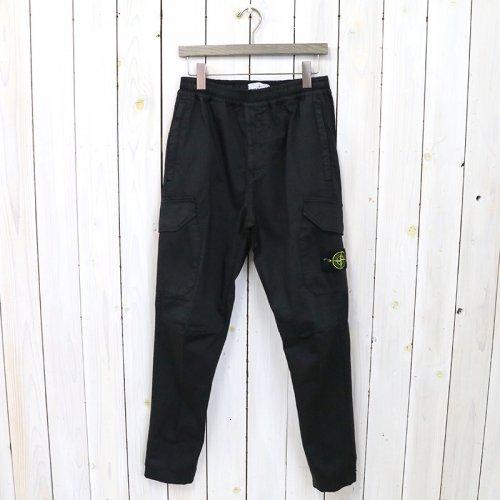 STONE ISLAND『31914 CARGO PANTS』(BLACK)