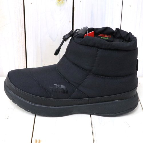 THE NORTH FACE『W Nuptse Bootie WP VII Short』(TNFブラック)