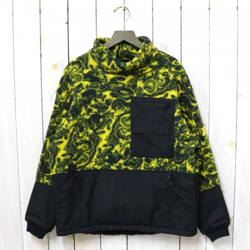 【SALE特価50%off】THE NORTH FACE『94 RAGE Classic Fleece Pullover』(レオパードイエロー)