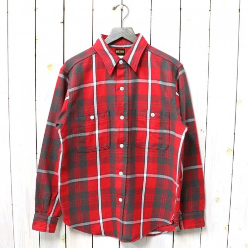 BIG YANK『U64 SHIRTS COTTON FLANNEL』(RED CHECK)