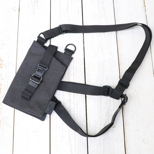 BAGJACK『CHEST HOLDER POUCH』(Gray)