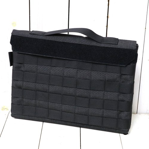 BAGJACK『laptop cover 13inch molle』(Gray)
