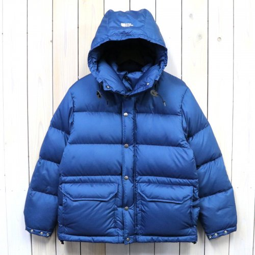 THE NORTH FACE PURPLE LABEL『Polyester Ripstop Sierra Parka』(Teal Blue)