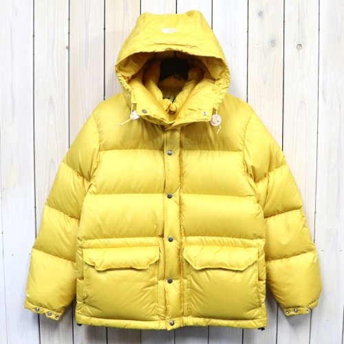 THE NORTH FACE PURPLE LABEL『Polyester Ripstop Sierra Parka』(Mustard)