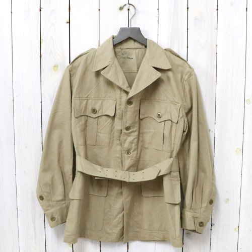 DEAD STOCK『BRITISH ARMY BUSH JACKET』