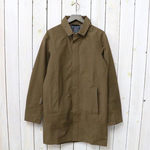 ARC'TERYX『Keppel Trench Coat』(Griz)