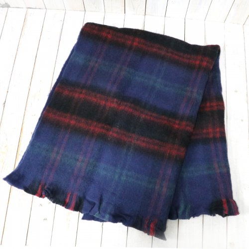 PENDLETON『Brushed Throw Blanket』(Hume Tartan)