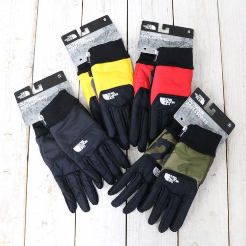 【SALE特価50%off】THE NORTH FACE『Nuptse Etip Glove』