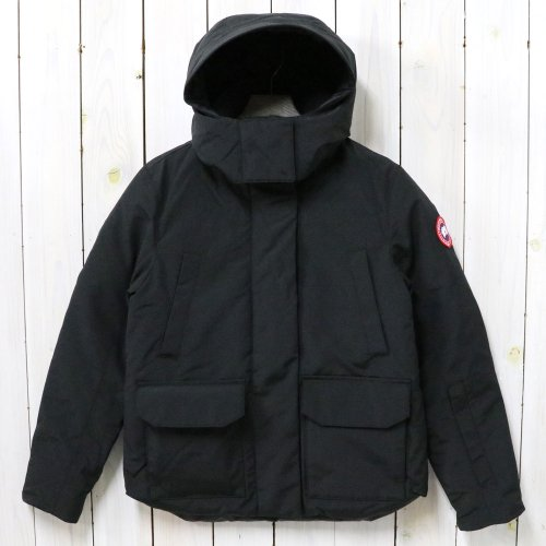 CANADA GOOSE『BLAKELY PARKA』(BLACK)