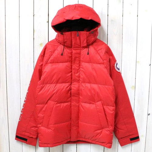 CANADA GOOSE『APPROACH JACKET』(RED)