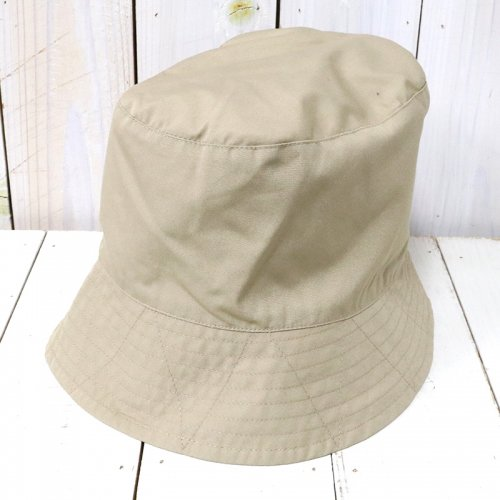 ENGINEERED GARMENTS『Bucket Hat-PC Poplin』(Khaki)