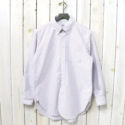 ENGINEERED GARMENTS『19 Century BD Shirt-Oxford St.』(Candy St.)